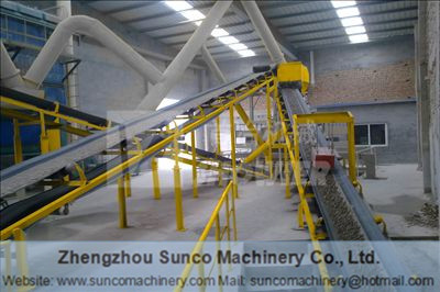 Belt Conveyor, Conveyor, Industrial Belt Conveyor