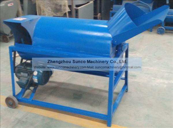 Waste Mushroom Cultivation Bag Separator