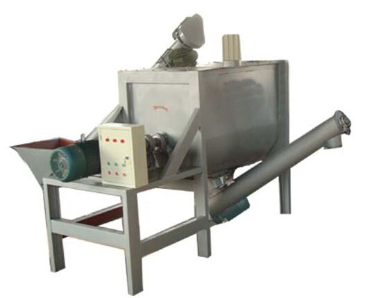 Small Dry Mortar Mixing Machine